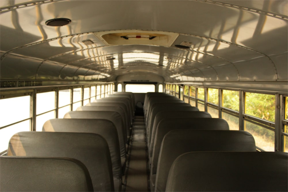 A1 Bus - Vernon BC - School Bus Rental Kelowna - Fleet Pictures - 56 Passenger School Bus 3