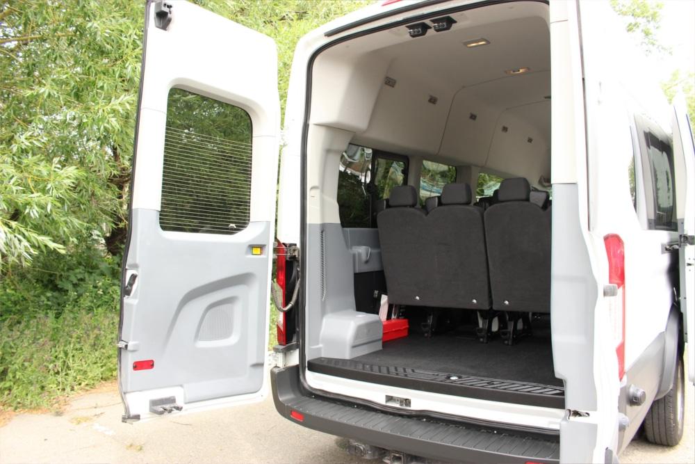 A1 Bus - Vernon BC - Wedding Party Shuttle Bus Service - Fleet Pictures - 15 Passenger Transit Van 4