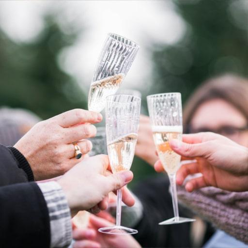 A1 Bus - Vernon BC - Wedding Party Shuttle Bus Service - Grid - Party